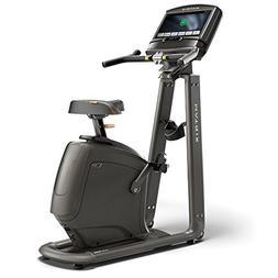 Matrix Fitness U50 Upright Bike with Xir Console
