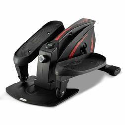 Under Desk Bike Pedal Exerciser Mini Elliptical Trainer for