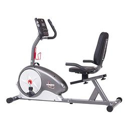 Body Champ NEW and UPDATED Magnetic Recumbent Bike BRB5688