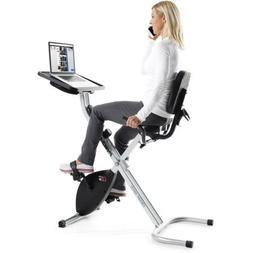 upright desk bike
