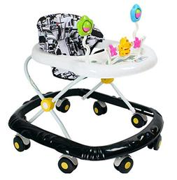 Baby Walker, Rollover Prevention, Easy to Fold,Detachable Cu