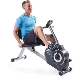 Weslo Pursuit G 3.1 Recumbent Bike Personal Home Gym Workout