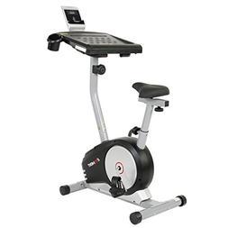 EFITMENT Workstation Desk Exercise Upright Bike, Desk Bike w