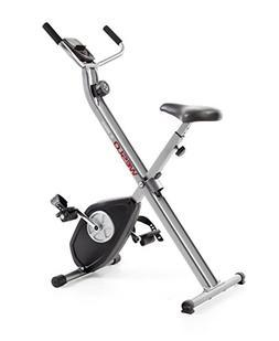 Weslo X Bike Upright Folding Exercise Bike 250 LB Capacity P